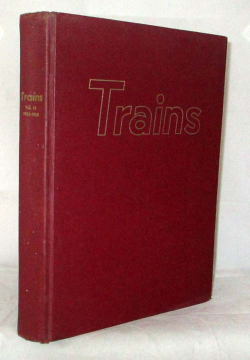 Image for Trains & Travel Vol 14 1953 - 1954