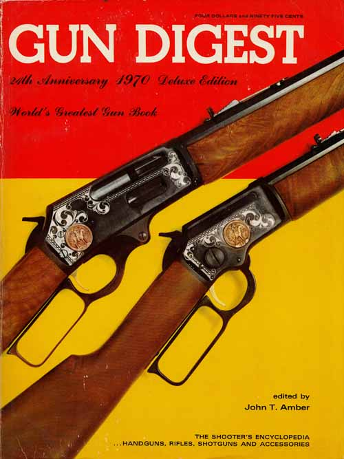 Image for Gun Digest 24th Anniversary 1970 Deluxe Edition