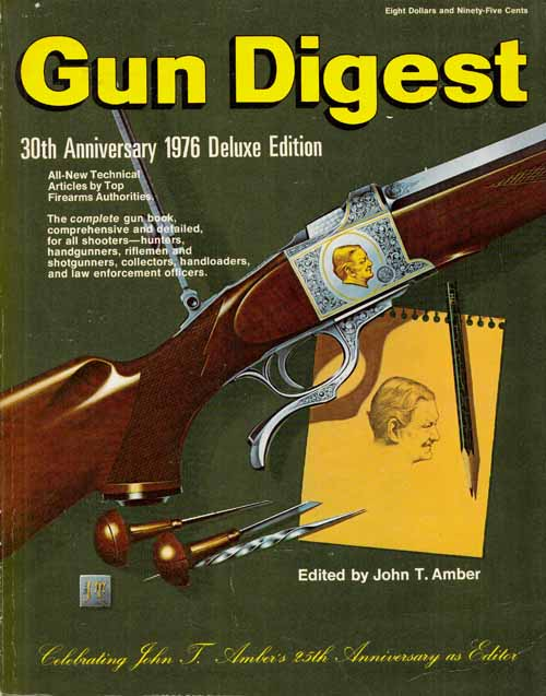 Image for Gun Digest 30th Anniversary 1976 Deluxe Edition