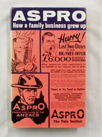 Image for ASPRO.  How a family business grew up