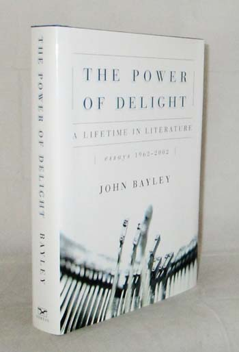 Image for The Power of Delight : A Lifetime in Literature: Essays 1962-2002