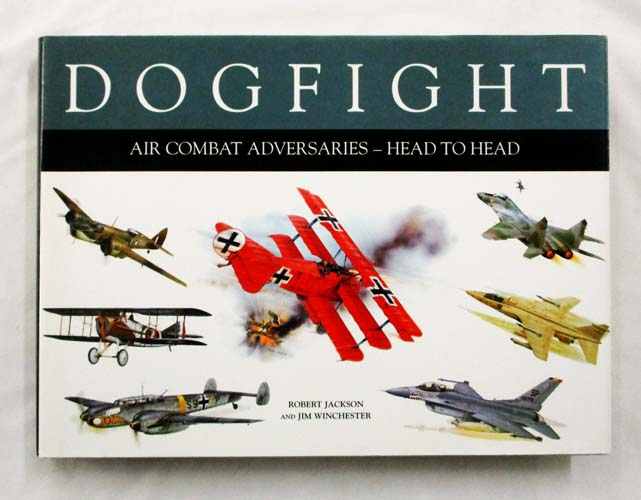 Image for Dogfight Air Combat Adversaries - Head to Head