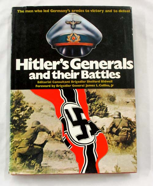 Image for Hitler's Generals and their Battles