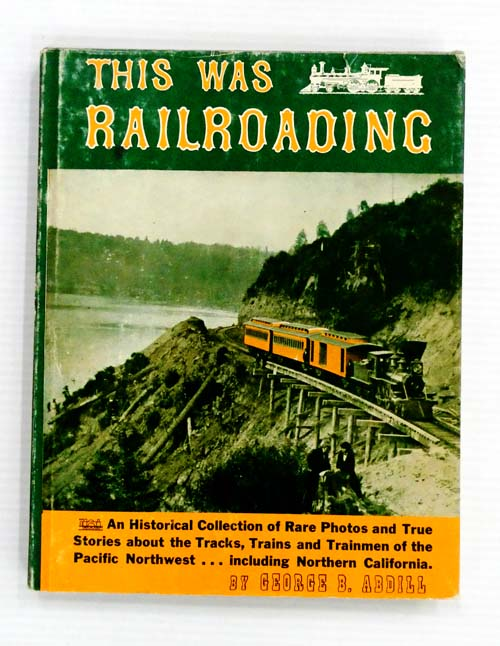 Image for This Was Railroading
