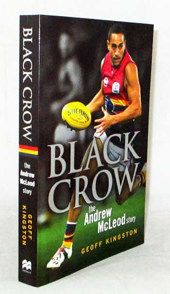 Image for Black Crow. The Andrew McLeod Story