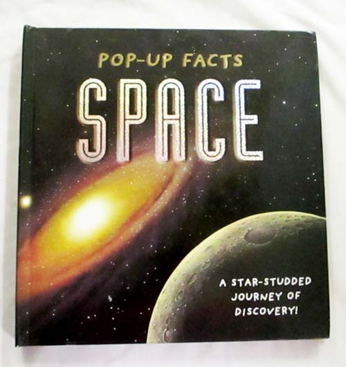 Image for A Star-Studded Journey of Discovery (Pop-up Facts)
