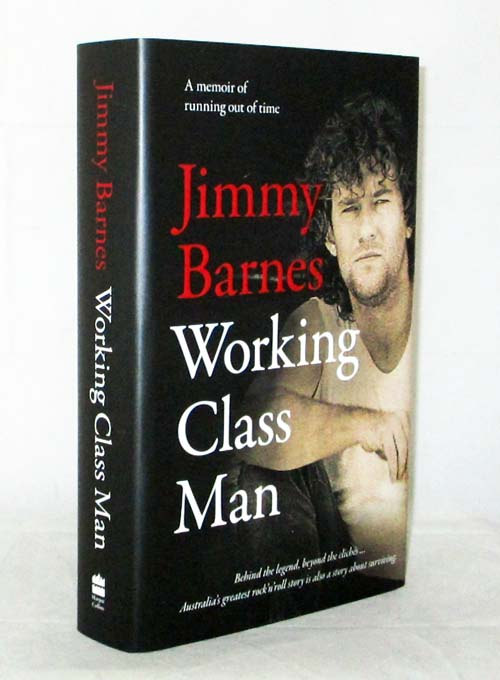Image for Working Class Man [Signed by Jimmy Barnes]