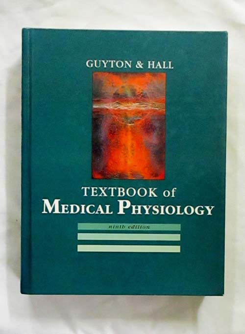 Image for Textbook of Medical Physiology (Ninth Edition)