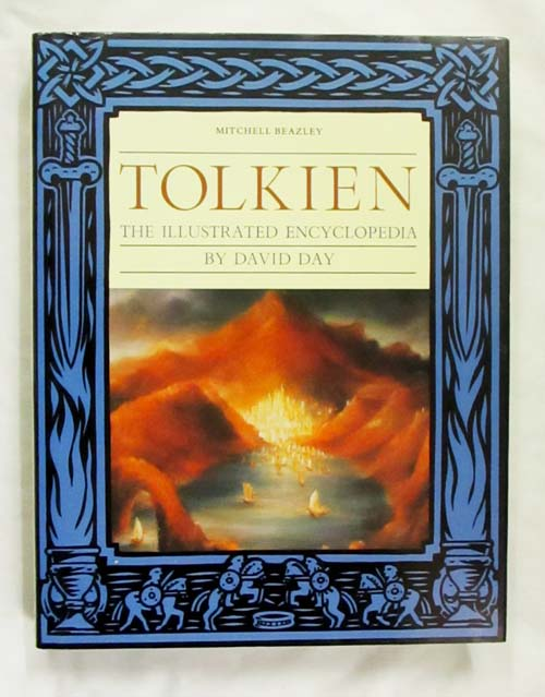 Image for Tolkien The Illustrated Encyclopedia