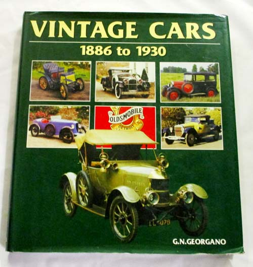 Image for Vintage Cars 1886 to 1930