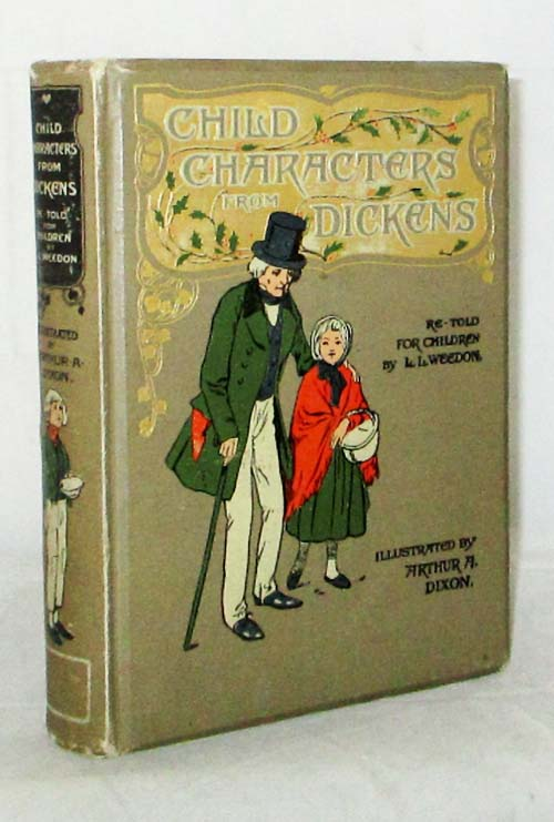 Image for Child Characters From Dickens re-told by L. L. Weedon