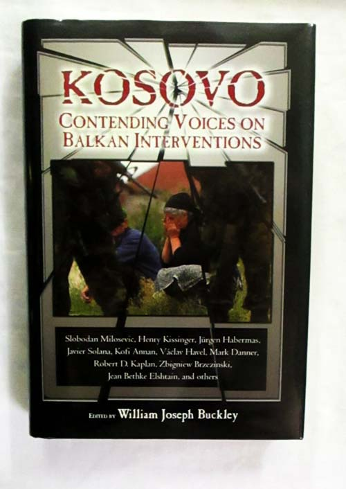 Image for Kosovo Contending Voices on Balkan Interventions