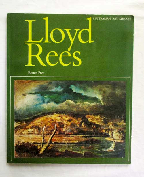 Image for Lloyd Rees [Australian Art Library]