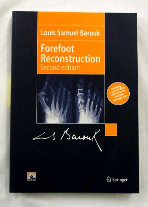 Image for Forefoot Reconstruction Second Edition (Includes 2 CD-ROMs]