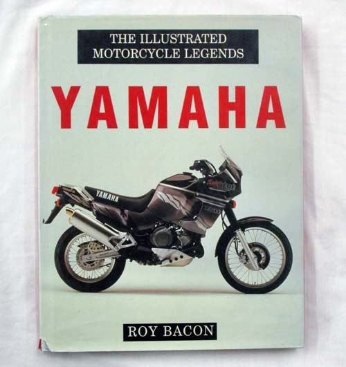 Image for The Illustrated Motorcycle Legends - Yamaha