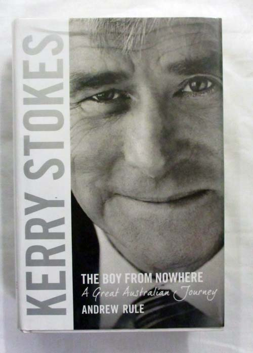 Image for Kerry Stokes The Boy From Nowhere
