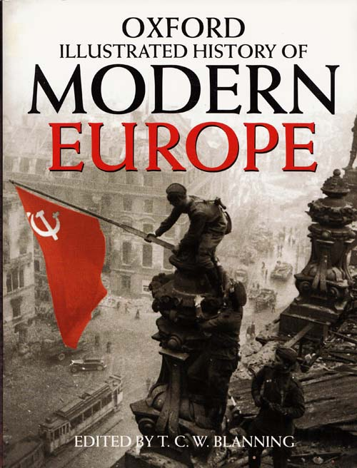 Image for The Oxford Illustrated History of Modern Europe