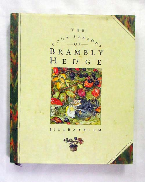 Image for The Four Seasons of Brambly Hedge