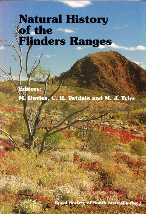Image for Natural History of the Flinders Ranges