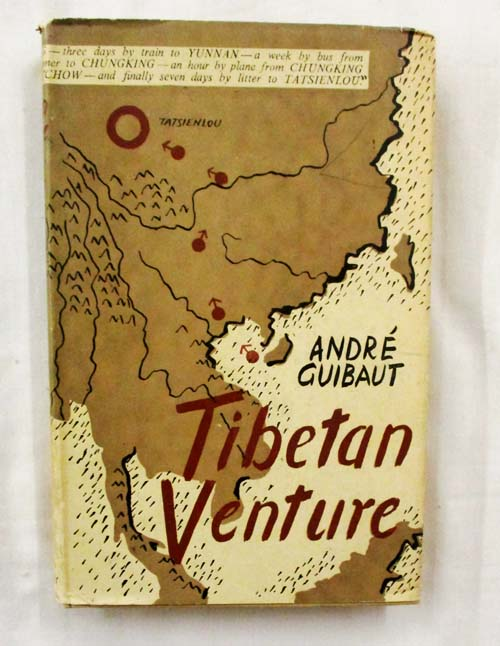 Image for Tibetan Venture In the Country of the Ngolo-Setas. The Second Guibaut-Liotard Expedition