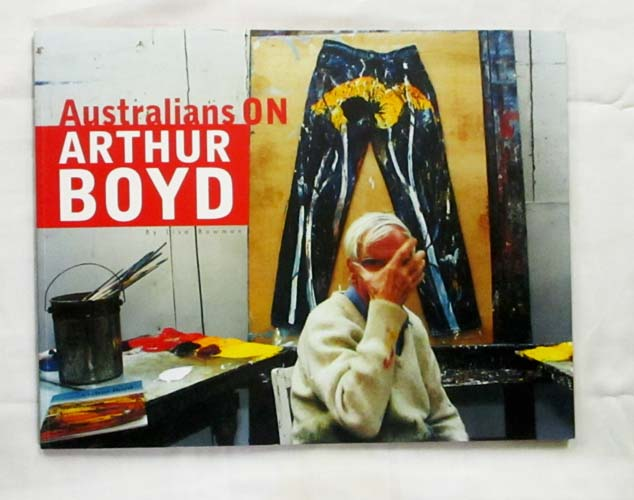 Image for Australians on Arthur Boyd (Includes First Day Cover Stamps)