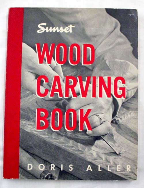 Image for Sunset Wood Carving Book