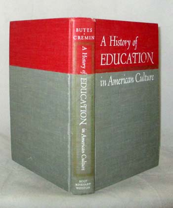 Image for A History of Education in American Culture
