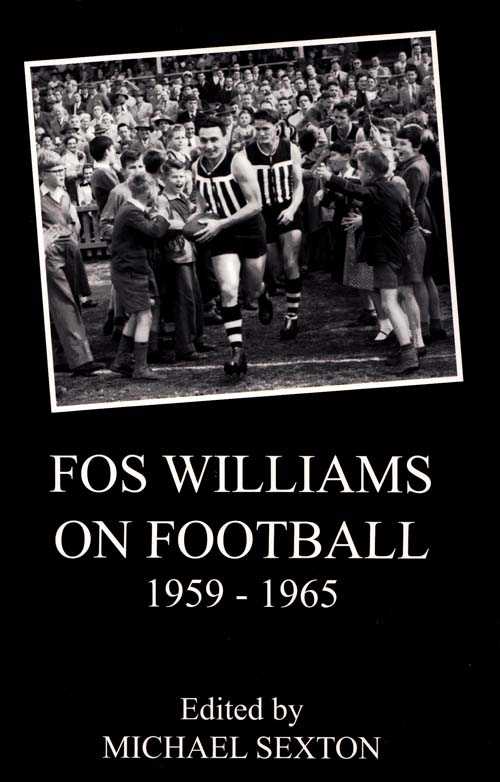 Image for Foss Williams on Football 1959 - 1965