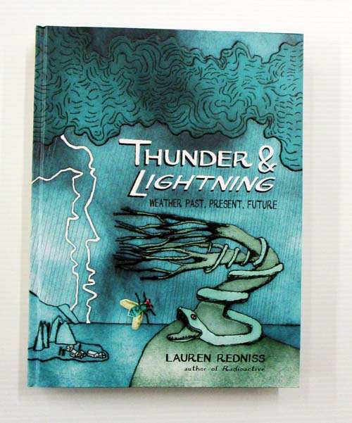 Image for Thunder & Lightning Weather Past, Present, Future