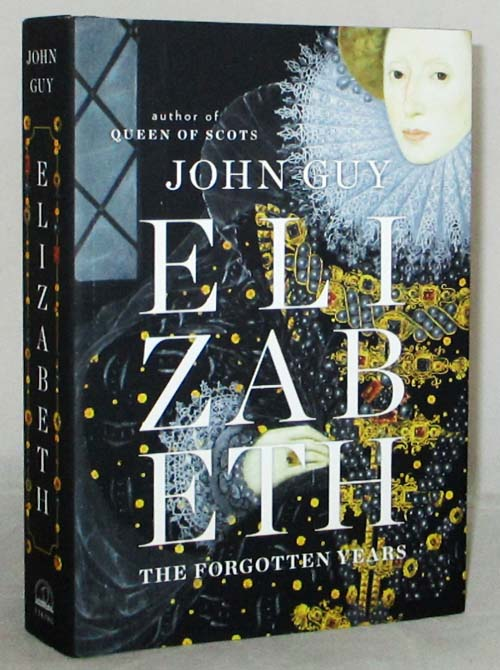 Image for Elizabeth.  The Forgotten Years