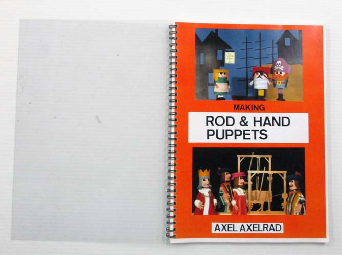 Image for Making Rod & Hand Puppets