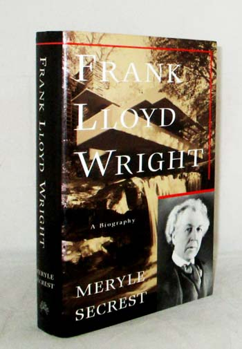 Image for Frank Lloyd Wright A Biography