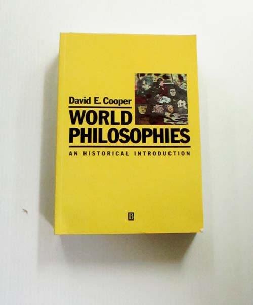 Image for World Philosophies An Historical Introduction