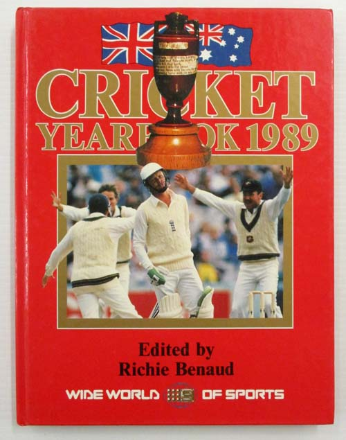 Image for Cricket Yearbook 1989