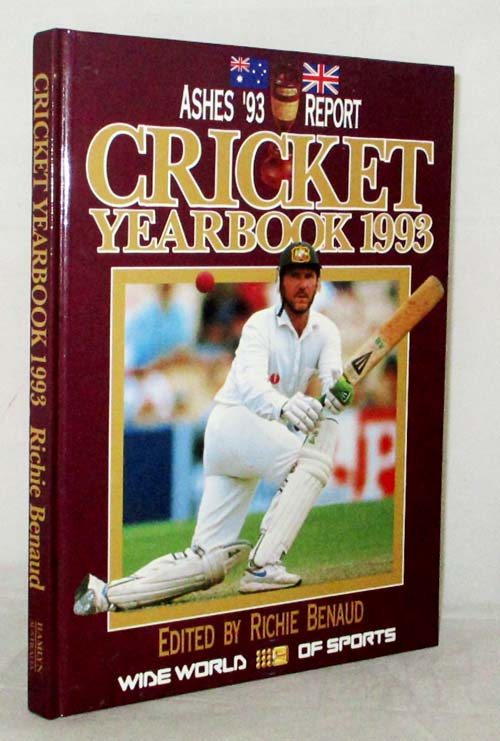 Image for CRICKET YEARBOOK 1993