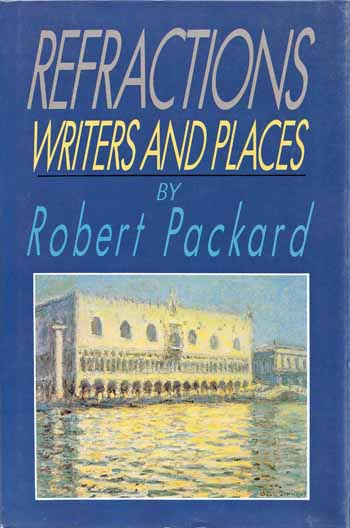 Image for Refractions Writers and Places