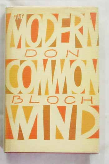 Image for The Modern Common Wind