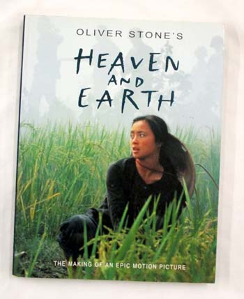 Image for The Making of Oliver Stone's Heaven and Earth