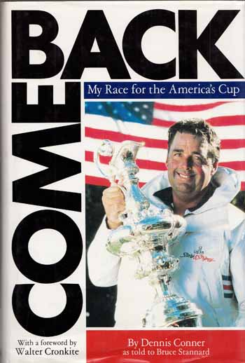 Comeback: My Race for The America's Cup