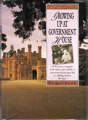 Image for Growing Up At Government House