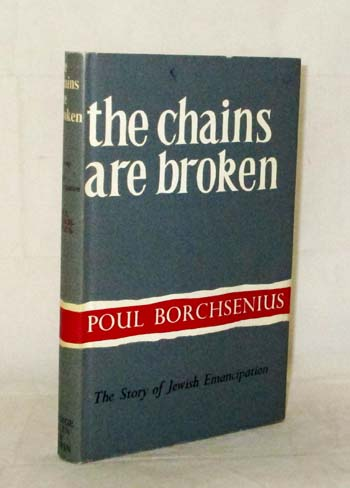 Image for The Chains are Broken The Story of Jewish Emancipation