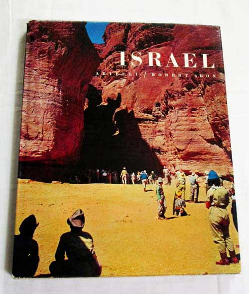 Image for Israel An Historical and Contemporary Itinerary