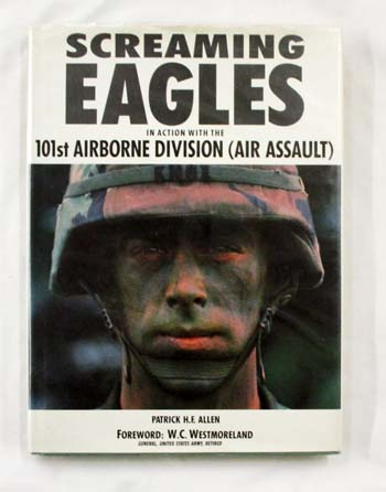 Image for Screaming Eagles: In Action with the 101st Airborne Division (Air Assault)