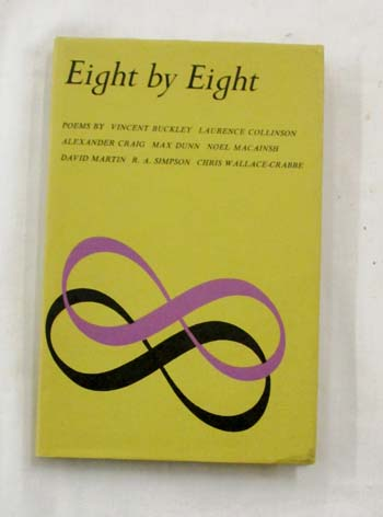 Image for Eight by Eight Poems