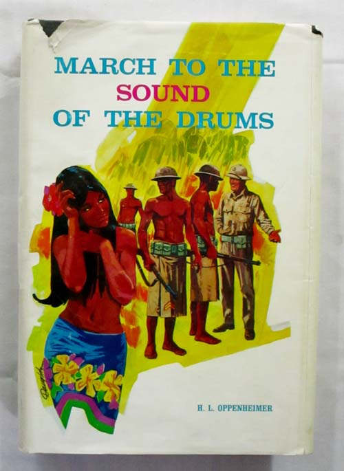 Image for March to the Sound of the Drums [Signed by Author]