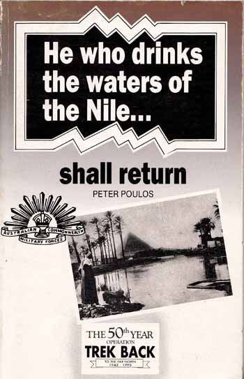 Image for He who drinks the waters of the Nile Shall Return