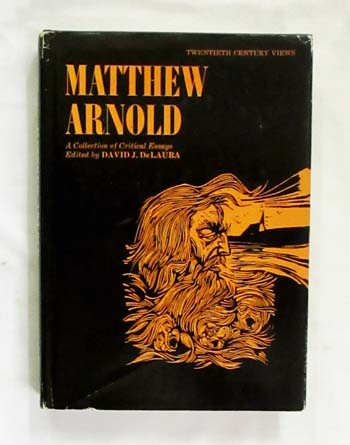 Image for Matthew Arnold A Collection of Critical Essays
