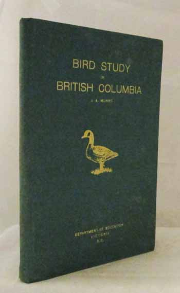 Image for An Introduction to Bird Study in British Columbia