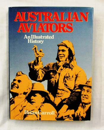 Image for Australian Aviators: An Illustrated History