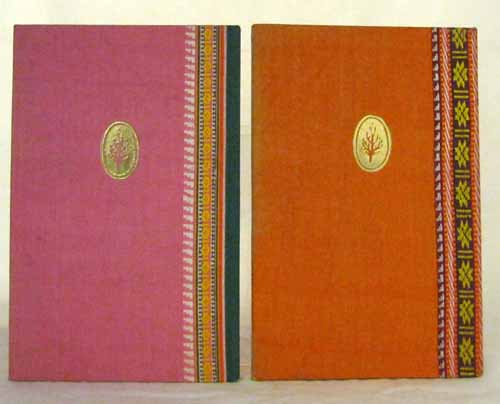 Image for Studies in Modern Indian Fiction in English [2 Volumes] Signed by Author